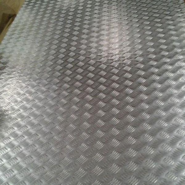 Aluminium Embossed Sheet Haomei Aluminum Plate